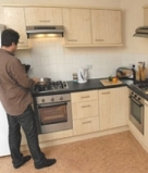 Photo of the kitchen at 11 Kingsley Road