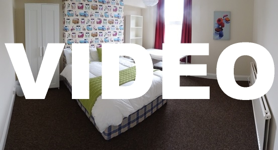 Video of double bedroom 5 £95/week