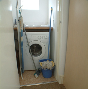 Utility room (washer/dryer)