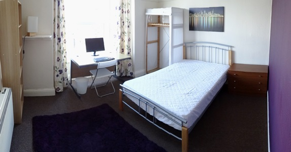 Double bedroom 3 AVAILABLE £91/week